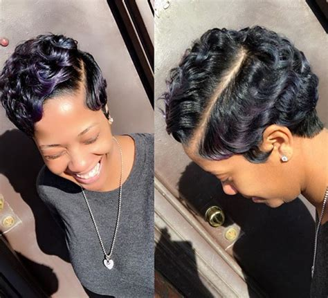what a good short hairstyles for black women with alopecia 58 great short hairstyles for black women