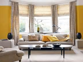 Livingroom Window Treatments by Living Room Window Treatment Ideas Homeideasblog Com