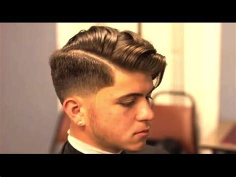 hair styles combed down hairstyles 2015 comb over undercut pompadour hairstyle