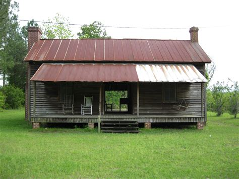 Dogtrot Cabin by Type Of House Dogtrot House