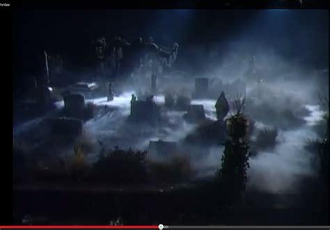 fondo de pantalla de calabaza castillo cementerio halloween