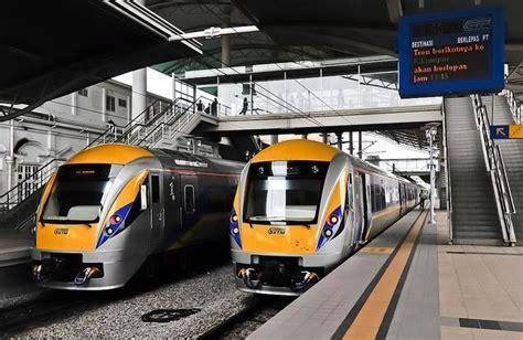 Ktm Railways Ipoh Ktm Station Ipoh