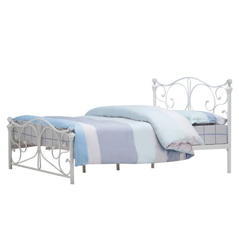metal headboard full size twin full size metal bed frame cry finial headboard