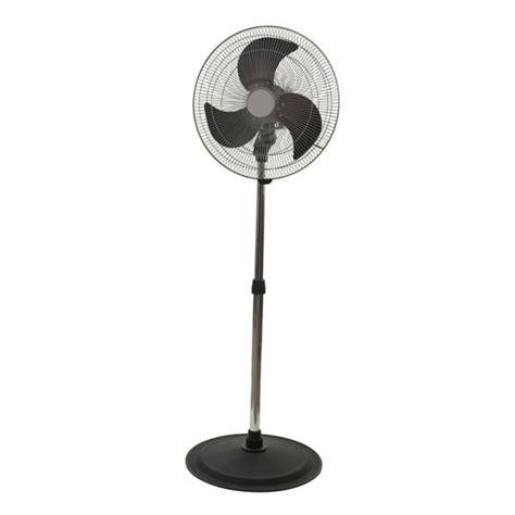 commercial pedestal fans sale semi commercial pedestal fan 18 quot black