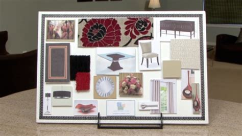 Interior Board How To Make An Interior Design Color Board Monkeysee