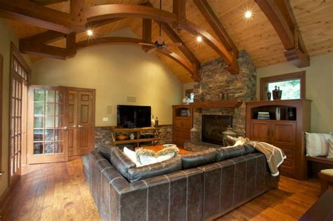 award winning addition traditional living room other
