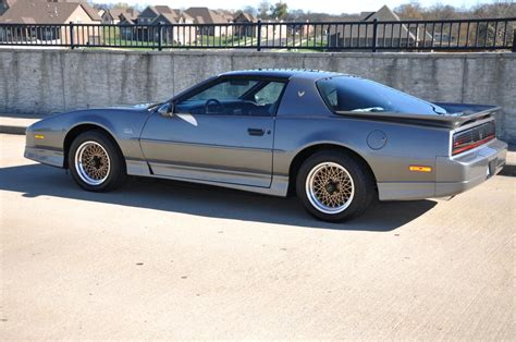 Pontiac Gta Trans Am by 1989 Pontiac Gta Trans Am