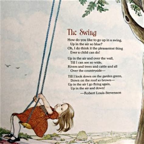 boy on a swing poem analysis rip baby quotes quotesgram