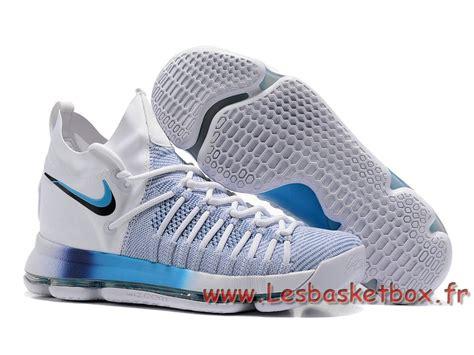 zoom pas a pas nike zoom kd 9 elite bleu blanc 909139 id13 chaussures nike pas cher pour homme 1707131007