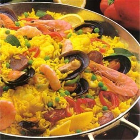 cucina spagnola paella cucina spagnola paella valenciana foto ricette