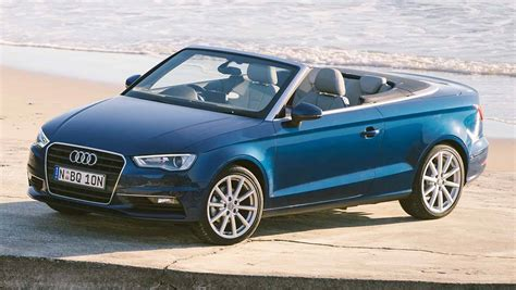 Audi A3 Tdi 2015 by 2015 Audi A3 Cabriolet 2 0 Tdi Review Carsguide