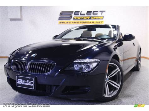 2010 Bmw M6 Convertible by 2010 Bmw M6 Convertible In Carbon Black Metallic Photo 2
