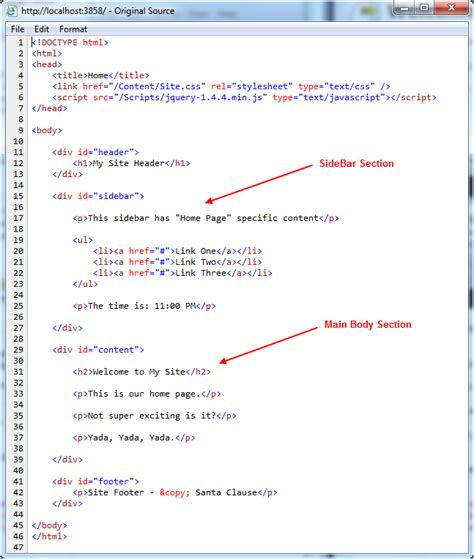 asp net mvc section scottgu s blog asp net mvc 3 layouts and sections with