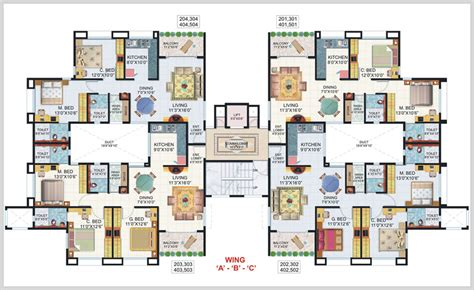 modern castle floor plans samraat castle gangapur road nashik buy sale apartment home plans blueprints 51260