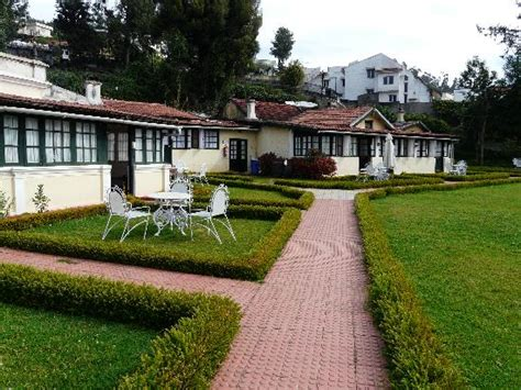 Hotels And Cottages In Ooty by Savoy Hotel Ooty
