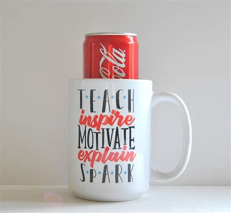 crazy cool mugs 5 genius diy teacher mug gift ideas with free printables