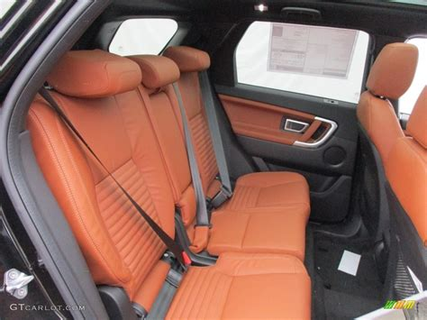 tan land rover discovery tan interior 2016 land rover discovery sport hse luxury