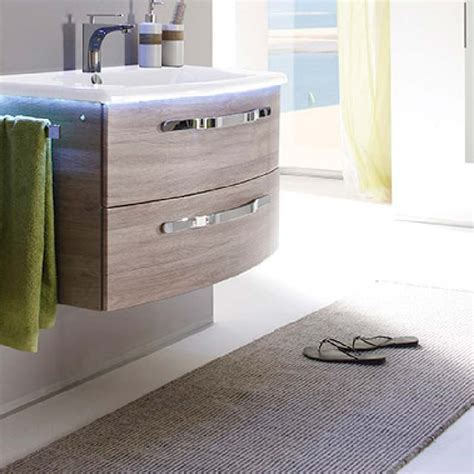2 Drawer Bathroom Vanity by Solitaire 7005 2 Drawer Bathroom Vanity Unit Buy At