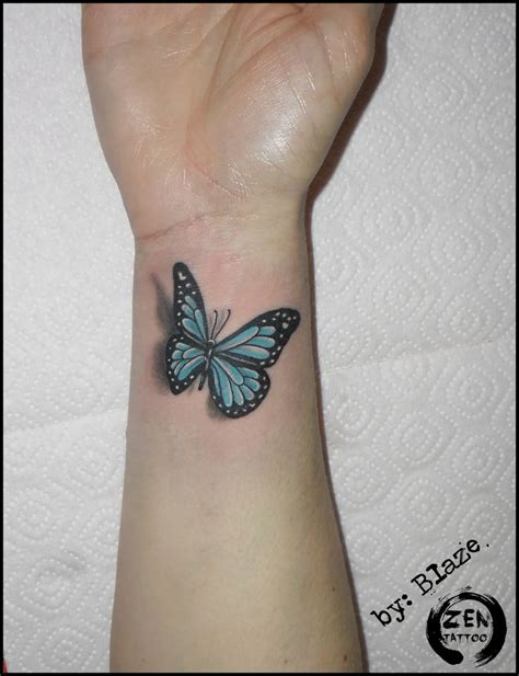 small blue butterfly tattoo best 25 blue butterfly ideas on blue