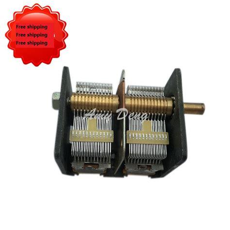 365 pf variable capacitor 365 pf variable capacitor for sale 17 images nos antique radio variable air capacitor ham
