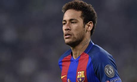 neymar leaves barcelona without its heir to lionel messi barcelona confirm neymar release clause has been paid