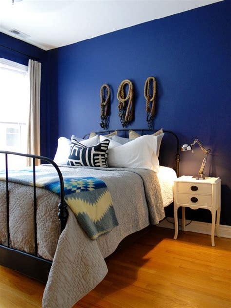 blue paint bedroom 20 bold beautiful blue wall paint colors blue wall