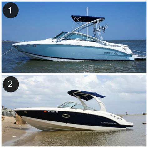 chaparral boats vs four winns 126 best boats for sale images on pinterest
