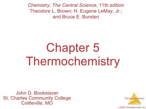 Essay About Chemistry As A Central Science by Ap Chemistry Chapter 5 Outline
