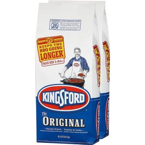 kingsford 18 6 lb charcoal briquettes 2 bag 4460031239