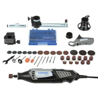 dremel 4000 series 120 volt corded rotary tool kit