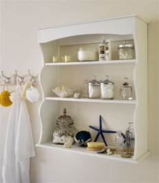 bathroom wall shelves the dormy house