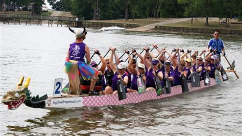 charlotte dragon boat festival 2017 dragon boat paddlers compete this weekend in rowan county