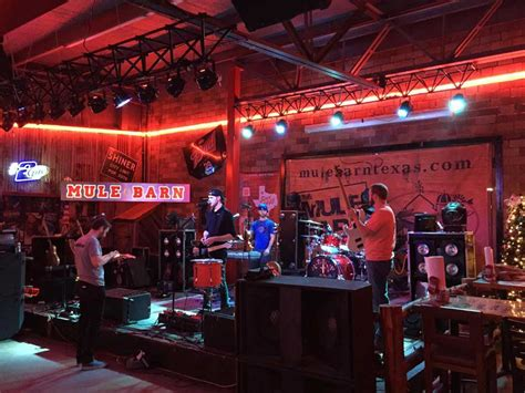 Mule Barn Justin a kickin time at the mule barn fort worth weekly