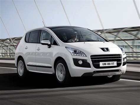 is peugeot 3008 a good car peugeot 3008 specs 2009 2010 2011 2012 2013
