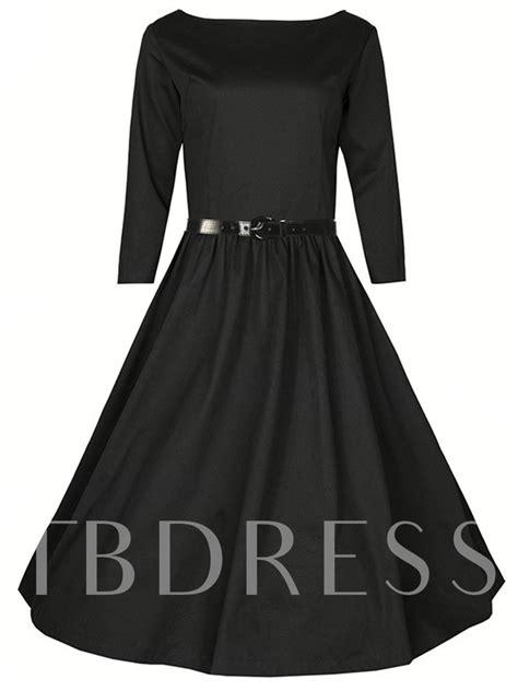 Ruffle Sleeve Vintage Dress ruffle vintage s sleeve dress plus size