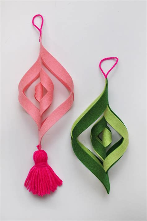 diy felt ornaments diy felt ornaments delineate your dwelling
