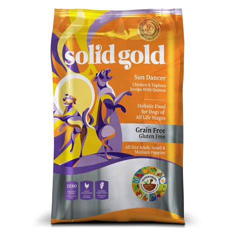 the sun puppy food solid gold sun dancer chicken tapioca quinoa grain free food petco