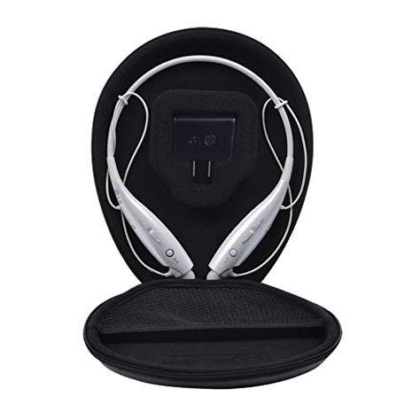Sale Headset Bluetooth Lg Tone Hbs730 cosmos 174 pu leather protection carrying box for lg electronics tone lg hbs730 hbs 750 hbs