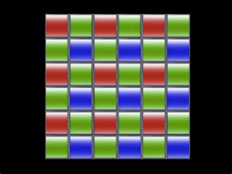 moire pattern adalah xtrans