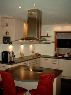 eine wand küche mit insel tischlerei rehder k 252 chen