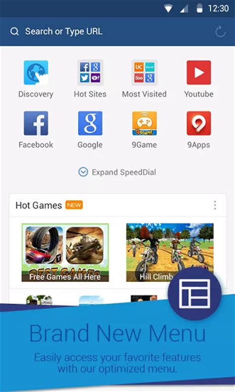 uc browser apk new version uc browser mini apk v10 7 8 version for android android mod apk free