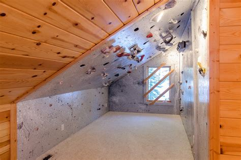 climbing walls eclectic home other metro by