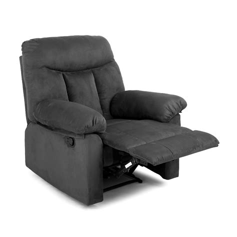 lazy boy recliners warranty faux suede recliner sofa chair ergonomic lounge with