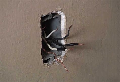how to install electrical wiring in a new house installing an outdoor electrical outlet at the home depot
