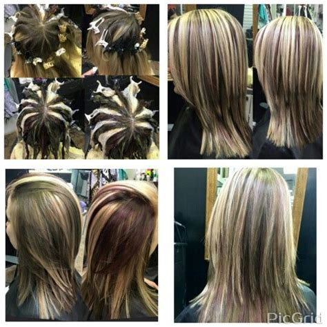 Black Hairstyles For 50 Pinwheels by Pinwheel Hair Color Parting How To Section For Pinwheel