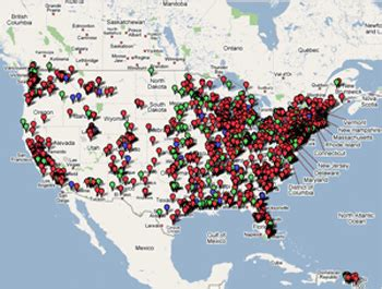 superfund site map new report says federal cleanup program wasting away grist