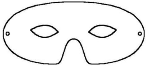 printable robber mask template chsreagan r j mask project