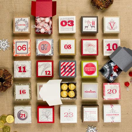 how to make an advent calendar make an advent calendar new house designs