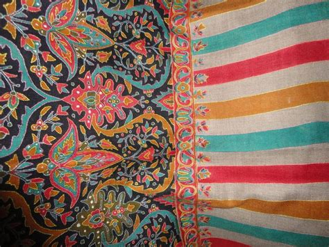Pashmina Wool Design 18 printed kani design embroidered handwoven pashmina shawl fabstolesnmore s boutique