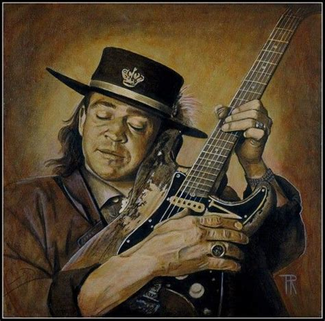 musical images  pinterest stevie ray vaughan guitars  blues